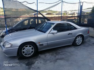 Picture of 1991 Mercedes Benz 300 Sl 24v For Sale