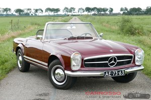 Picture of 1966 Mercedes Benz 230 SL Pagode with hardtop For Sale