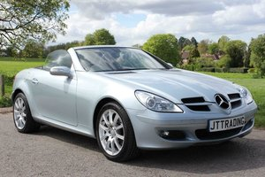 Picture of 2008 Mercedes-Benz SLK 3.0 SLK280 7G-Tronic 2dr Convertible