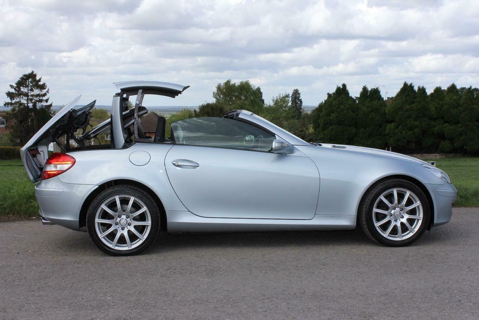 2008 Mercedes-Benz SLK 3.0 SLK280 7G-Tronic 2dr Convertible For Sale (picture 4 of 12)