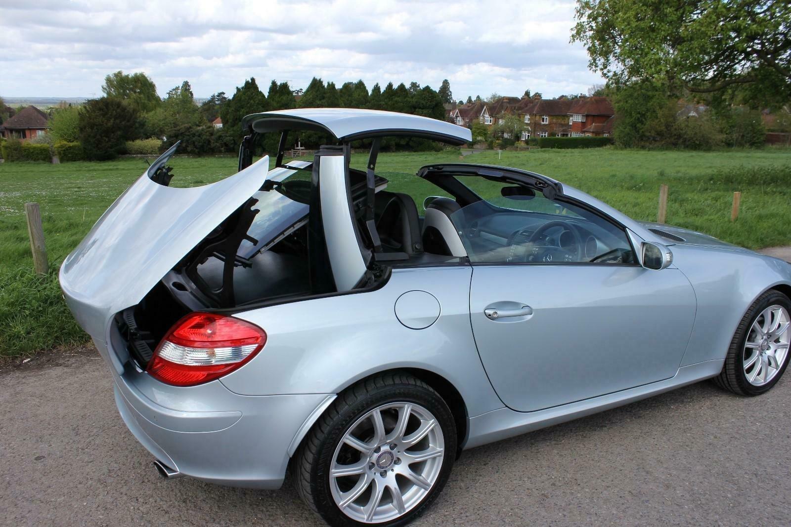 2008 Mercedes-Benz SLK 3.0 SLK280 7G-Tronic 2dr Convertible For Sale (picture 5 of 12)