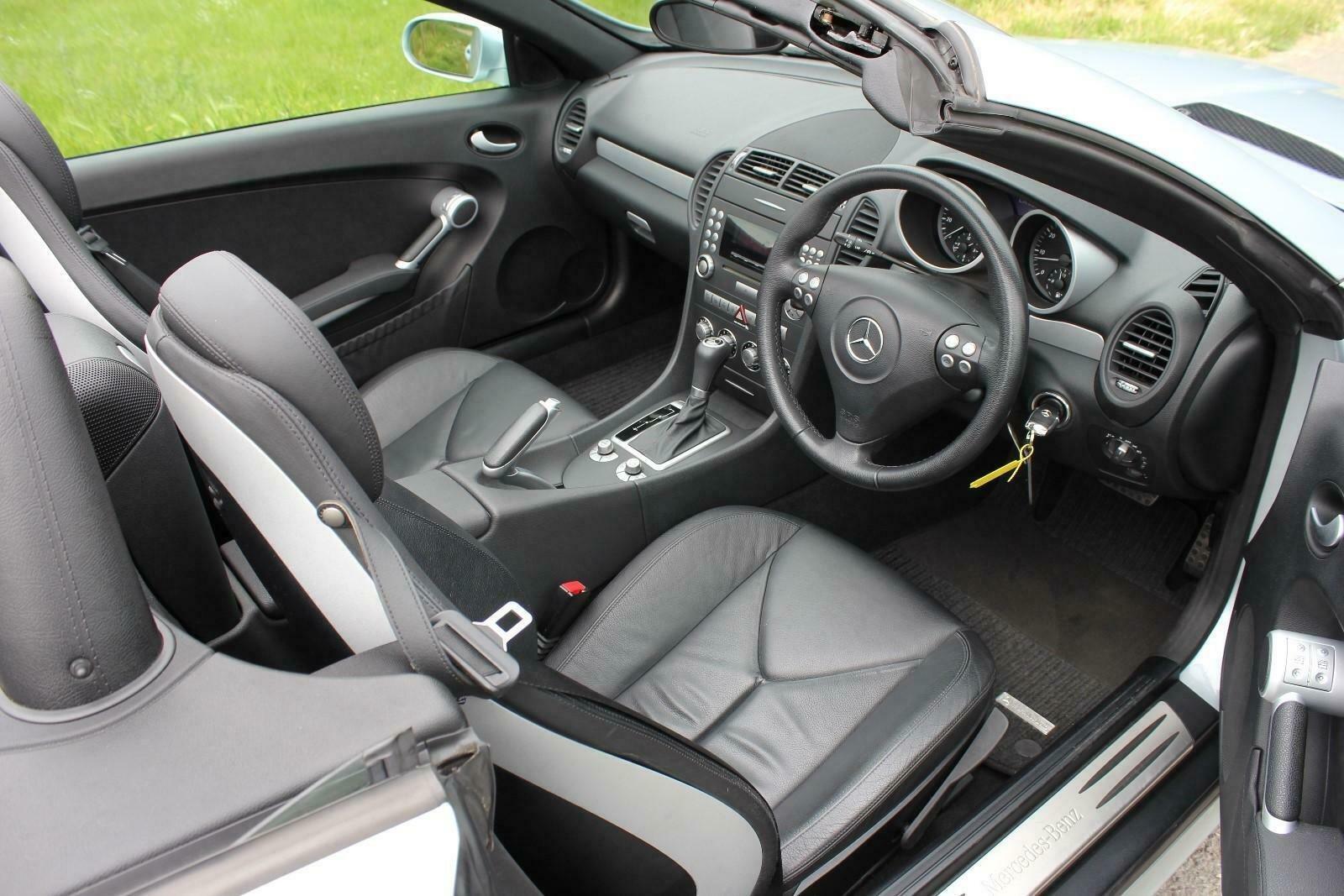 2008 Mercedes-Benz SLK 3.0 SLK280 7G-Tronic 2dr Convertible For Sale (picture 7 of 12)