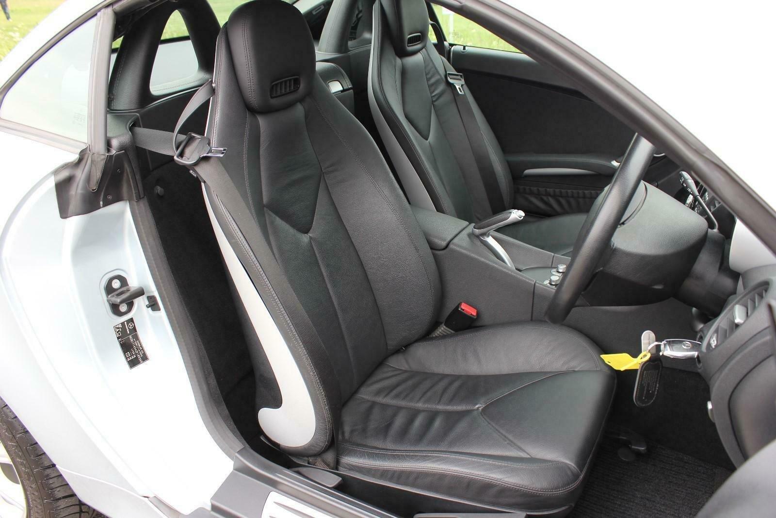 2008 Mercedes-Benz SLK 3.0 SLK280 7G-Tronic 2dr Convertible For Sale (picture 8 of 12)