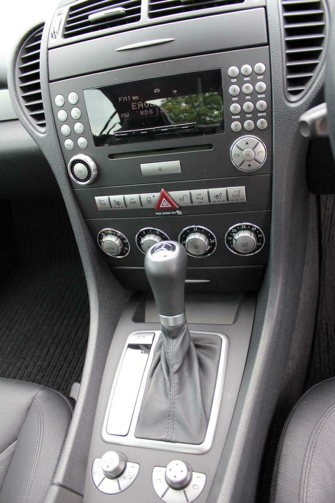 2008 Mercedes-Benz SLK 3.0 SLK280 7G-Tronic 2dr Convertible For Sale (picture 9 of 12)