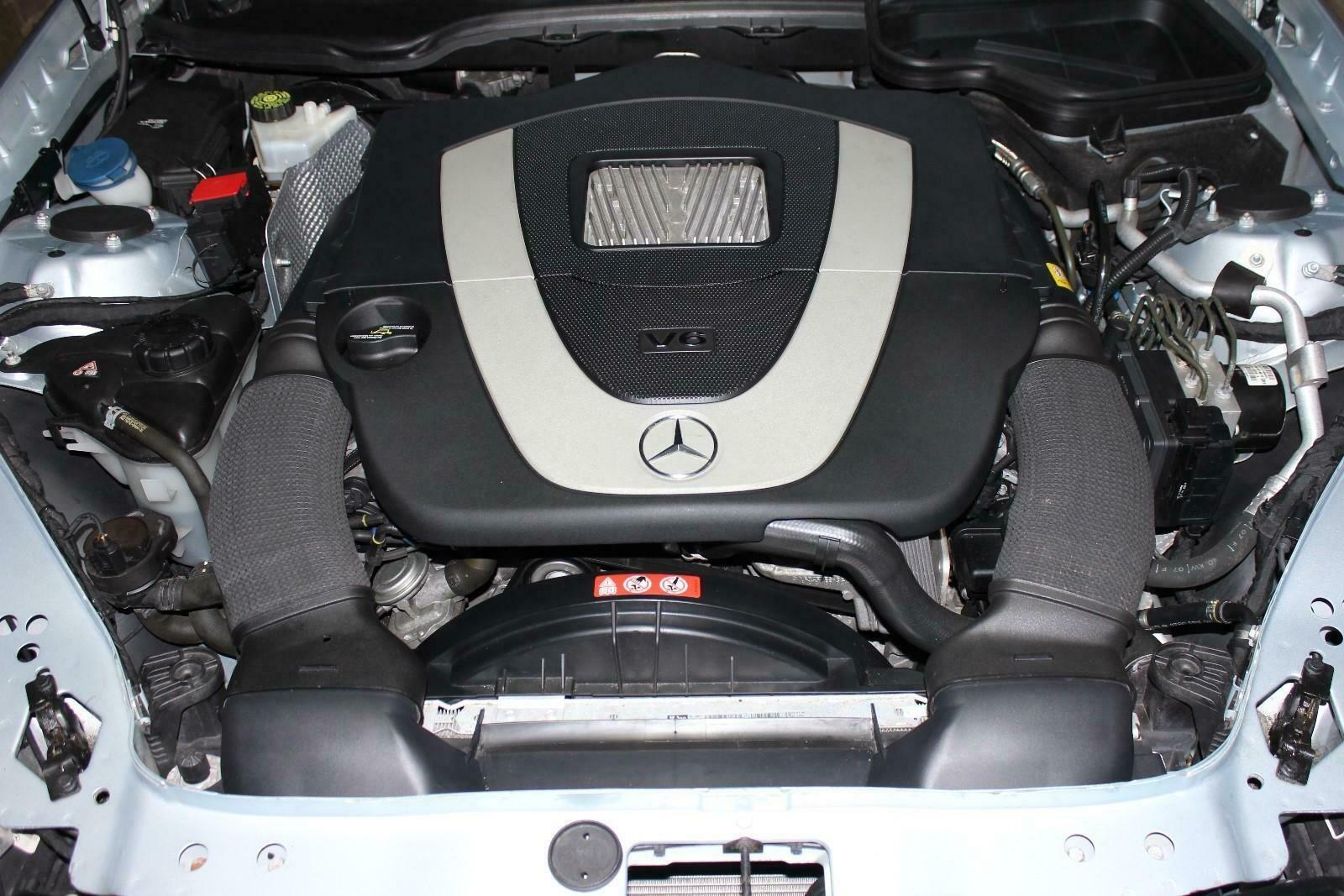 2008 Mercedes-Benz SLK 3.0 SLK280 7G-Tronic 2dr Convertible For Sale (picture 12 of 12)