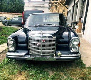 Picture of 1970 Rare MERCEDES BENZ   W109  300SE  3.5  Saloon For Sale