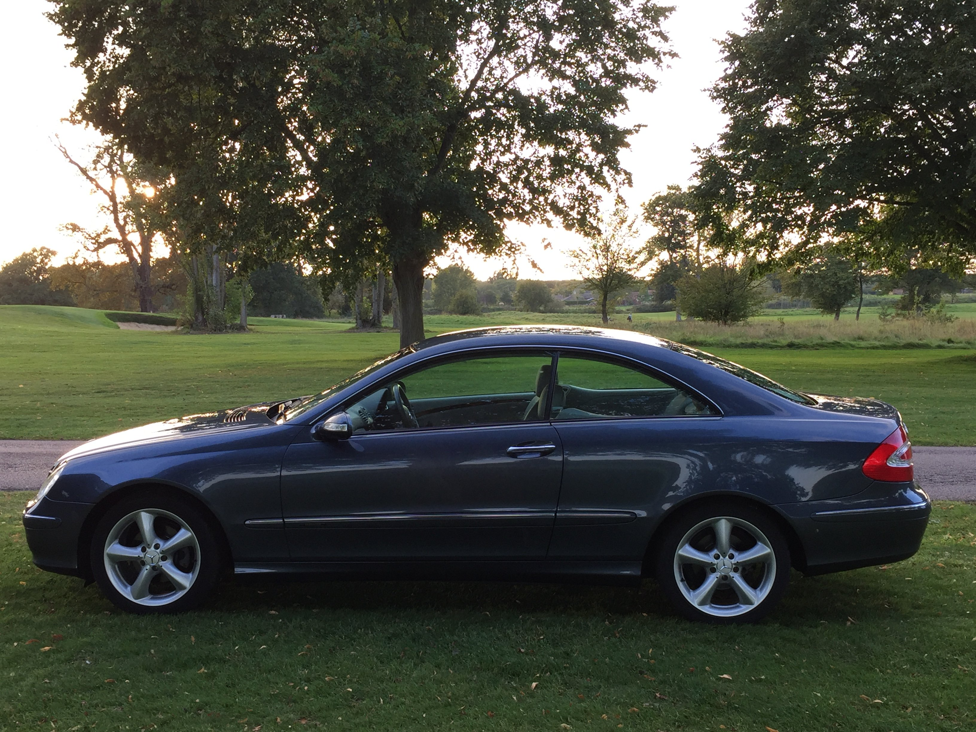 CLK 200 KOMP LEATHER  AUTOMATIC 29,303 miles FSH IMMACULATE