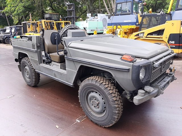 Picture of 1990 Mercedes Benz G240 Jeep withOUT Doors/Roof For Sale
