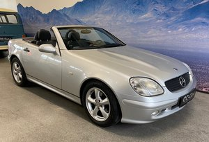 Picture of 2000 Mercedes SLK 230 komp. For Sale