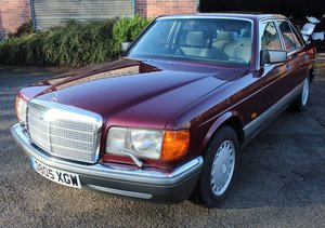 Picture of 1987 Mercedes Benz W126  420 SE Automatic Excellent For Sale