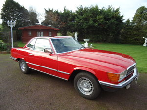 Picture of 1982 Mercedes 280SL Sports For Sale