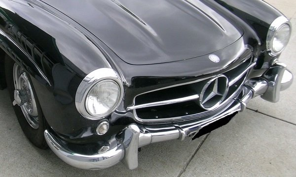 MERCEDES 300 SL GULLWIND UNRESTORED