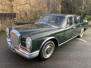 Picture of 1971 MERCEDES 600 GROSSER  W100. For Sale