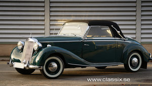 Picture of 1951 Mercedes W136 170 S Convertible For Sale