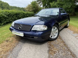Picture of 1995 Mercedes-Benz SL320 (VERY LOW MILEAGE AND OWNERS) For Sale