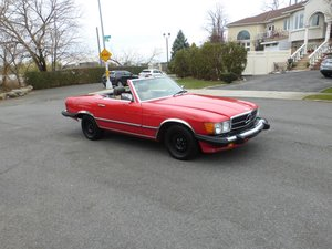 Picture of 1984 Mercedes 500SL Euro Spec Nicely Presentable For Sale