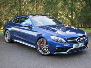Picture of 2016 Mercedes Benz C63 S Coupe 510PS For Sale