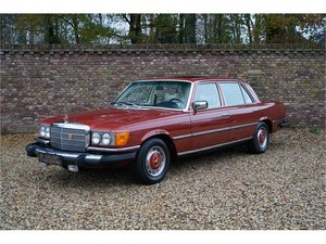 Picture of 1974 MERCEDES-BENZ S-KLASSE W116 450 SEL LONG TERM OWNERSHIP For Sale
