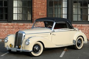 Picture of # 23595 1952 Mercedes 220A Cabriolet For Sale