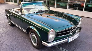 Picture of 1967 Mercedes-Benz 250SL Pagoda W113 Manual 4 speed For Sale