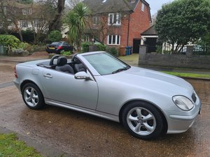 Picture of 2001 Beautiful Example Of This Rare V6 SLK Just Serviced SOLD