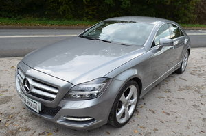 Picture of 2012 MERCEDES CLS 250 LOW MILES FULL MERCEDES SERVICE HISTORY For Sale