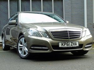 Mercedes-Benz E Class 2.1 E250 CDI BlueEFFICIENCY Avantgarde