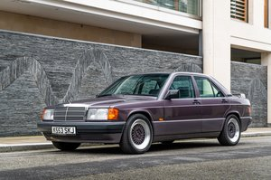 W201 Mercedes-Benz 190E BBS/Cosworth