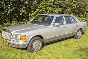 Picture of Mercedes Benz 500 SEL 1982 For Sale