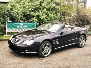 Picture of 2003 Mercedes Benz - SL 55 AMG Kompressor