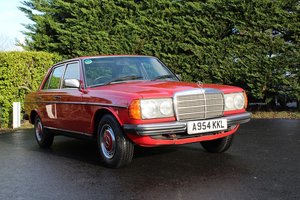 Picture of Mercedes 200 1983 - To be auctioned 26-03-21 For Sale by Auction
