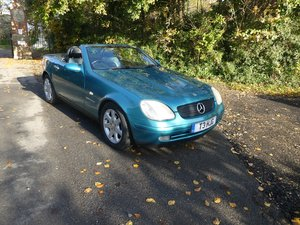 Picture of Mercedes SLK 230 1999 - To be auctioned 26-03-21 For Sale by Auction