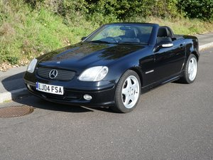 Picture of Mercedes SLK 230 Komp 2004 - To be auctioned 26-03-21 For Sale by Auction