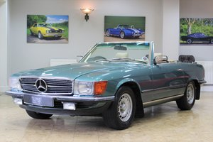 Picture of 1984 Mercedes Benz 380SL Convertible Auto - 84,000 & FSH For Sale