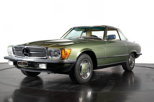 Picture of MERCEDES-BENZ SL280 CABRIO - 1980 For Sale