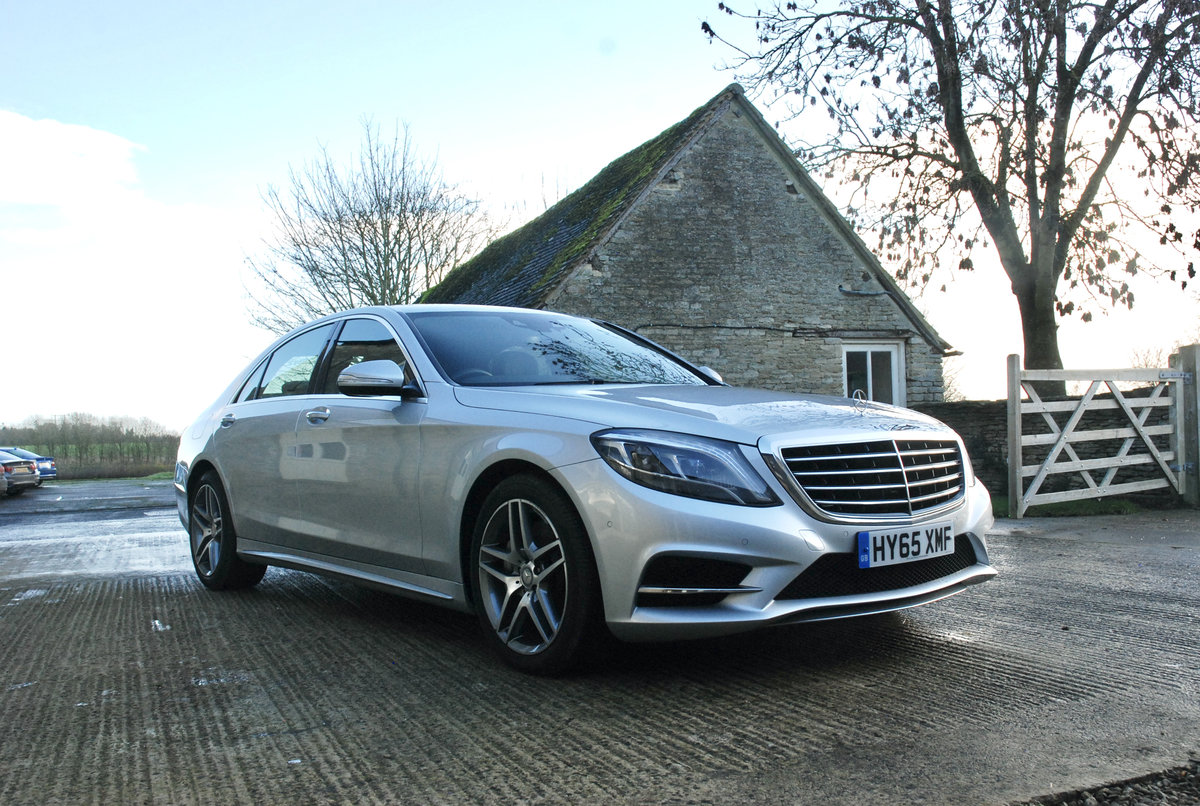 2015 Mercedes Benz S350 L 3.0 AMG For Sale (picture 1 of 12)