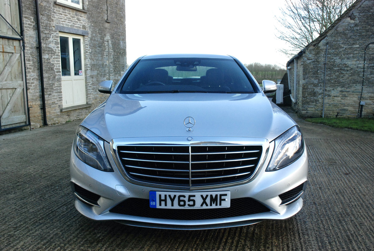 2015 Mercedes Benz S350 L 3.0 AMG For Sale (picture 2 of 12)