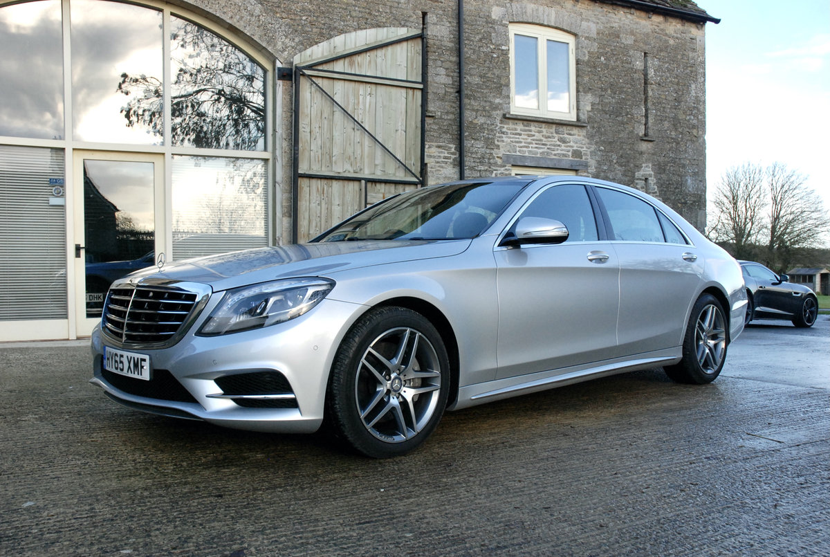 2015 Mercedes Benz S350 L 3.0 AMG For Sale (picture 3 of 12)