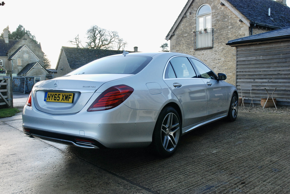 2015 Mercedes Benz S350 L 3.0 AMG For Sale (picture 7 of 12)