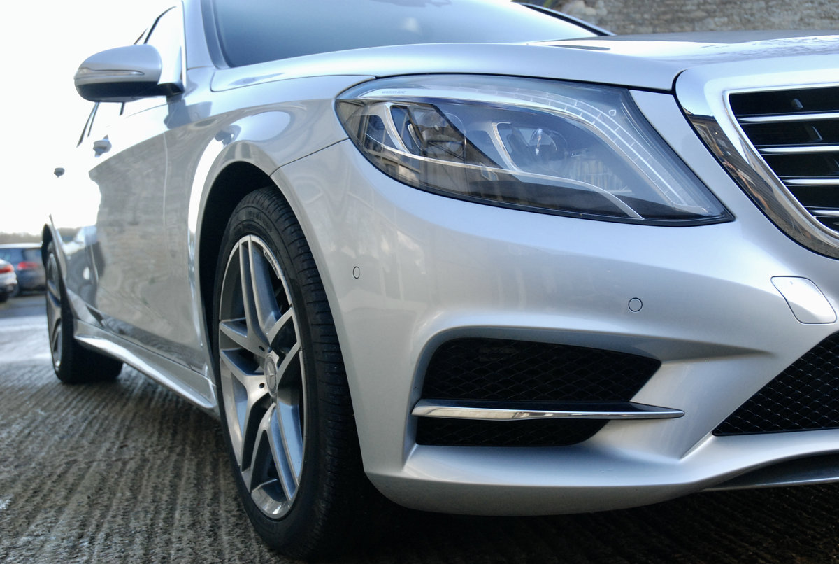 2015 Mercedes Benz S350 L 3.0 AMG For Sale (picture 8 of 12)