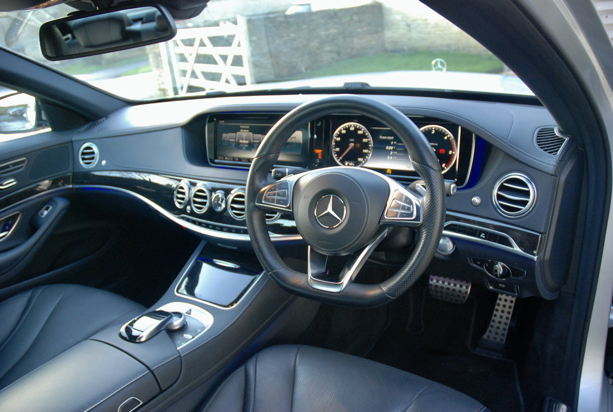 2015 Mercedes Benz S350 L 3.0 AMG For Sale (picture 10 of 12)
