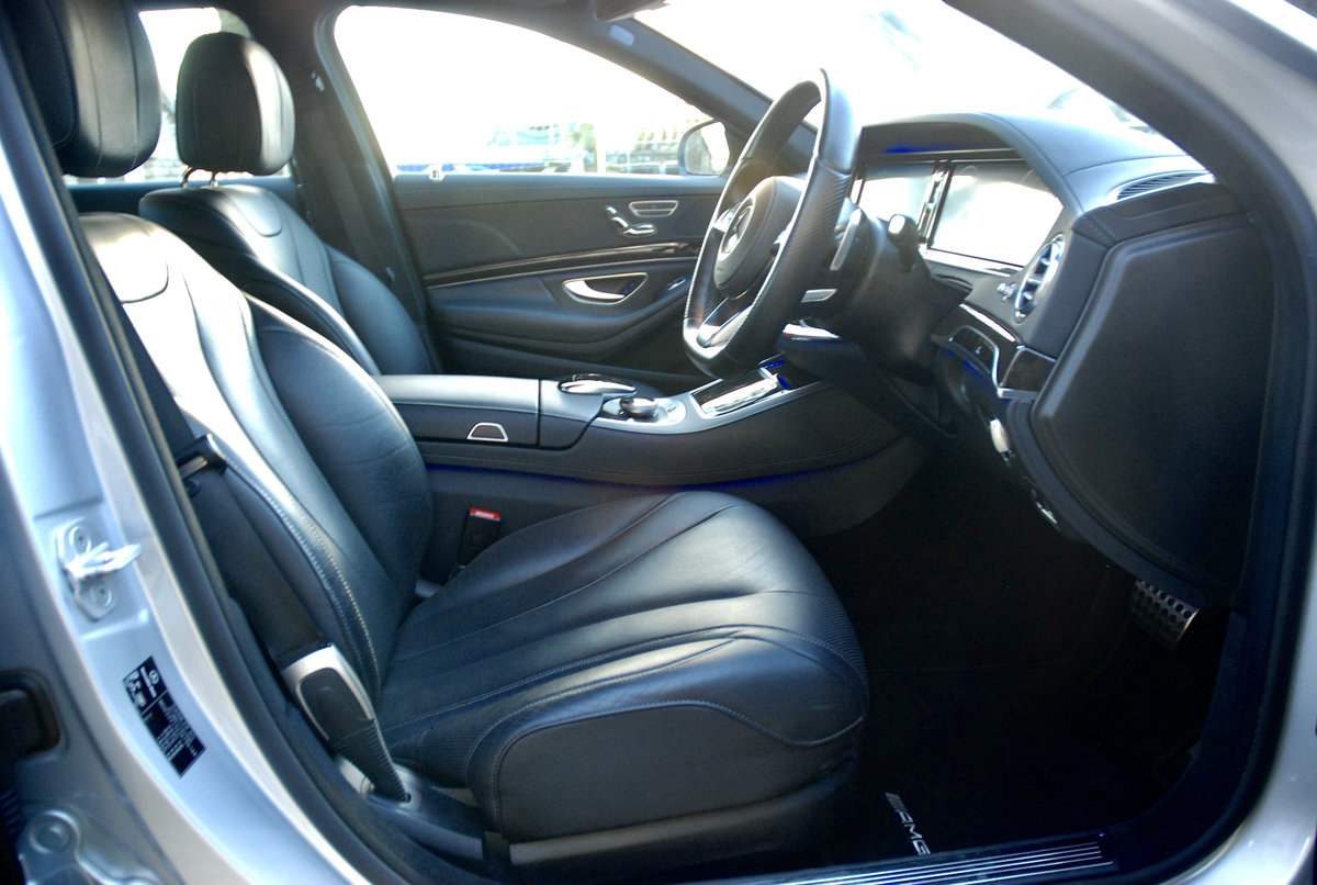 2015 Mercedes Benz S350 L 3.0 AMG For Sale (picture 11 of 12)