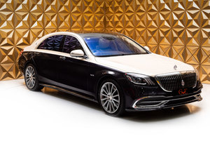 Picture of 2014 Mercedes Benz Maybach S600 SOLD