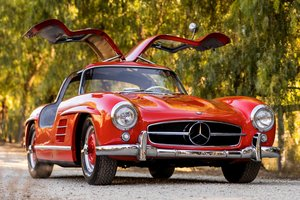 Picture of 1955 #23334 1956 Mercedes-Benz 300SL Gullwing For Sale