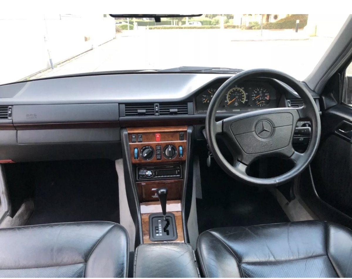 1995 Mercedes w124 2.2 petrol genuine AMG body kit For Sale (picture 8 of 12)