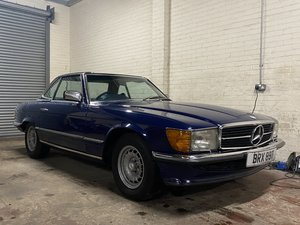 Picture of 1978 r107 450sl - stunning condition, £000's spent SOLD