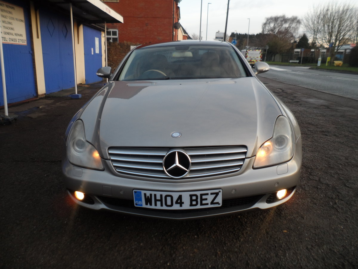 SMART LOOKER SOUND DRIVER CLS COUPE SEPT 2006 DEC 2021 MOT For Sale (picture 1 of 12)