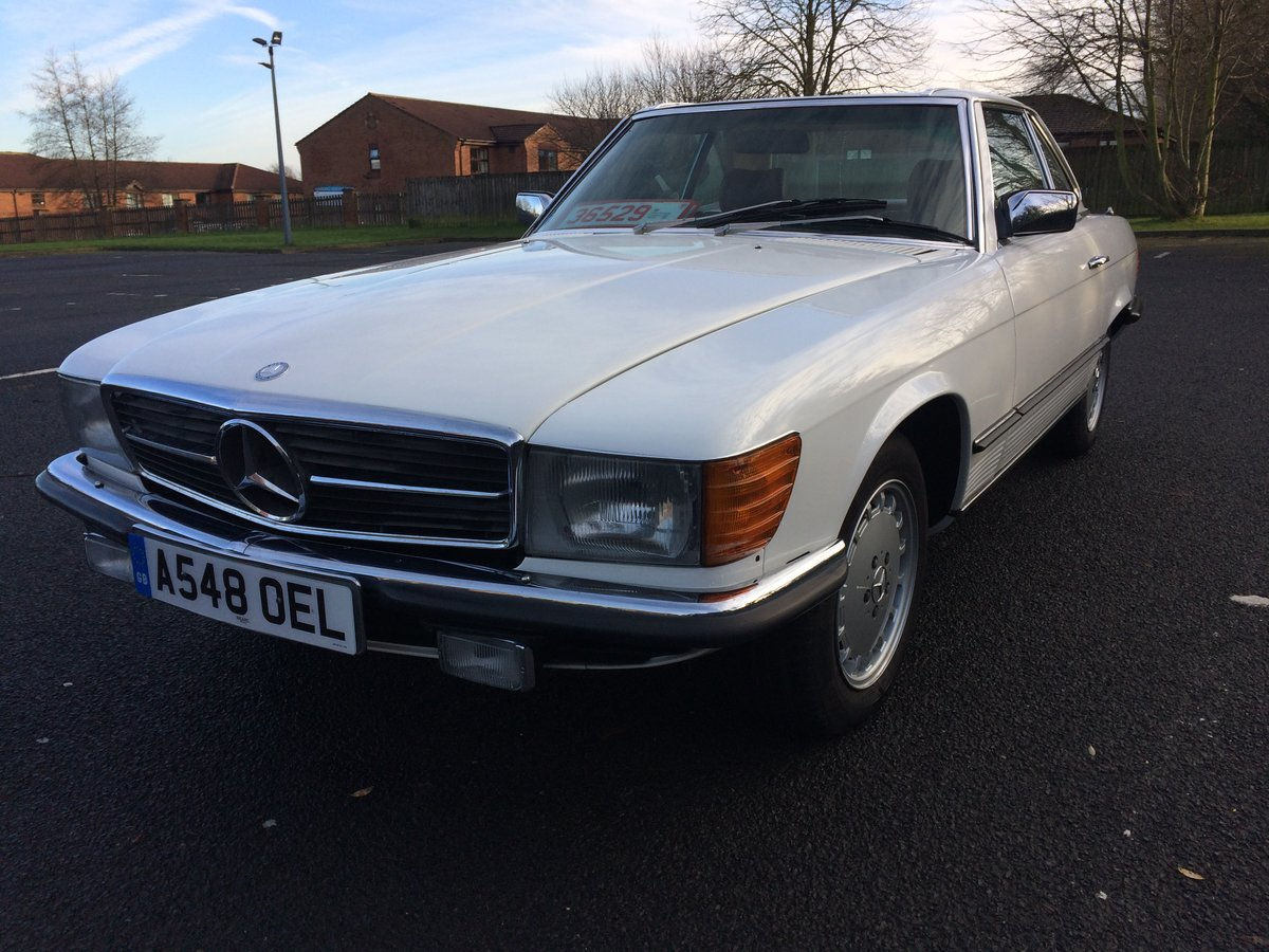 1984 Mercedes Benz 280SL For Sale (picture 3 of 7)