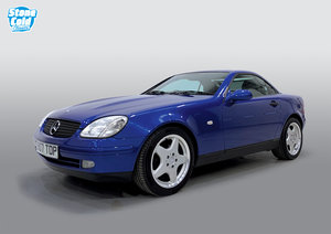 Picture of 1998 Mercedes SLK230 Kompressor • DEPOSIT TAKEN • SOLD