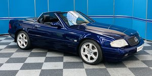 Picture of 2000 Mercedes SL320 Edition SOLD
